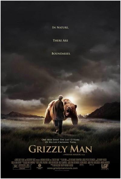 Grizzly Man, una historia triste