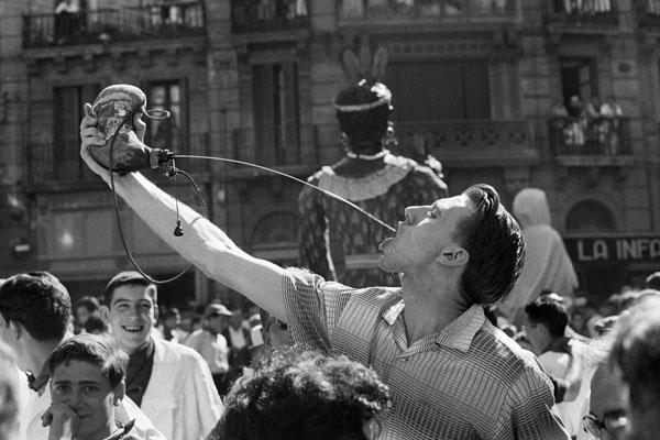 Pamplona era una fiesta