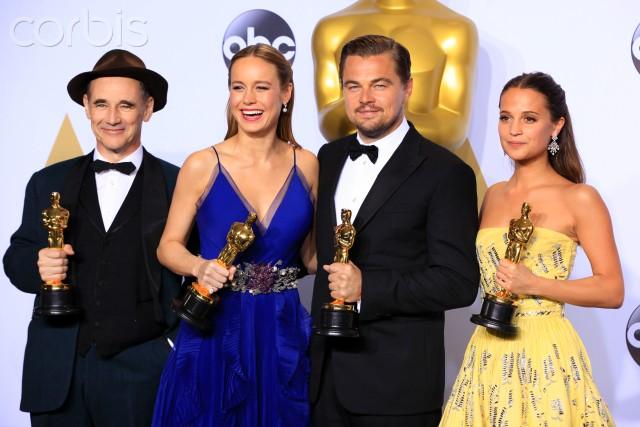 DiCaprio y la rosca