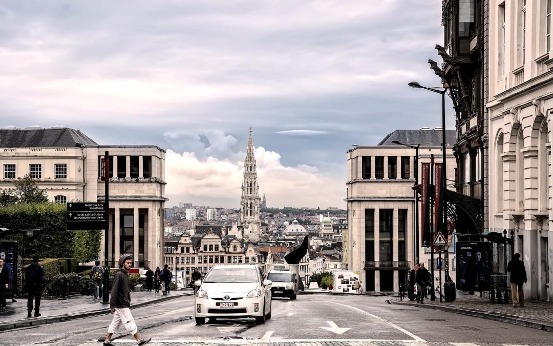 Bruselas, verano de 2016