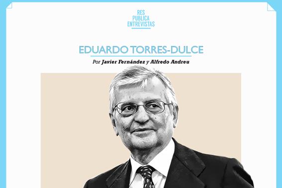 """Eduardo Torres-Dulce: """"Conocer la realidad social con sus armas culturales permite huir de la frialdad al aplicar la ley"""""""